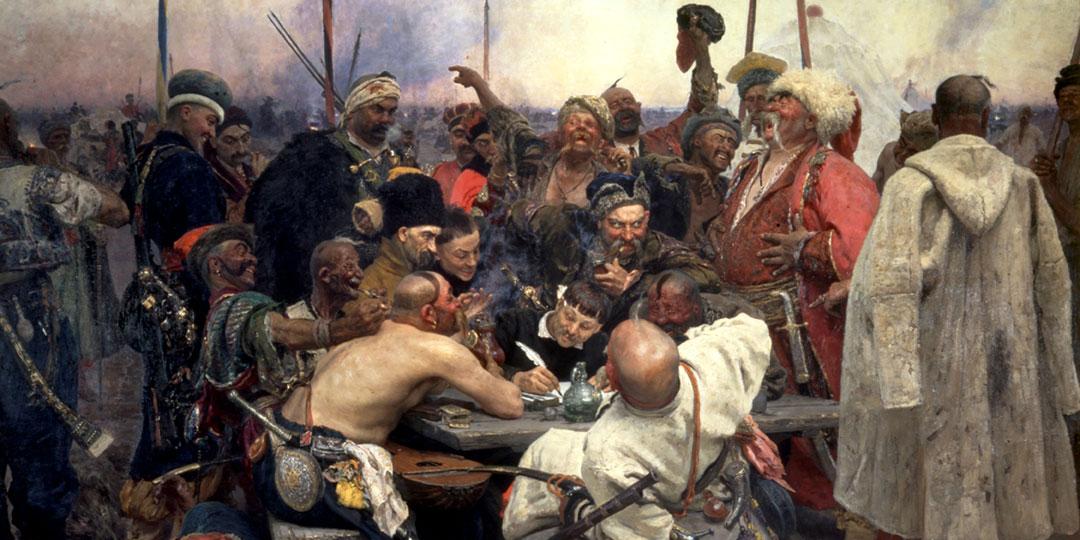 Многие «запорожцы» умерли после выставки