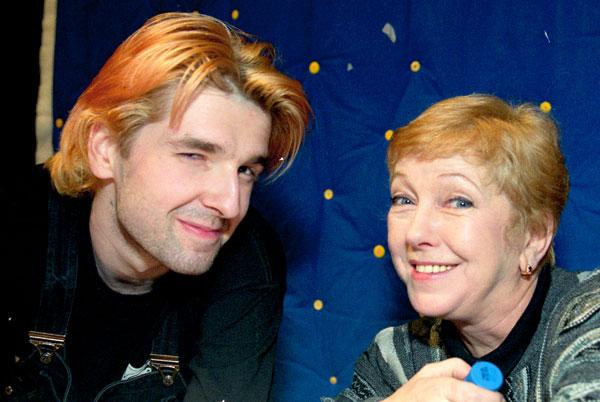Ольга Волкова и ее сын Иван стараются как можно реже рассказывать о Хаматовой