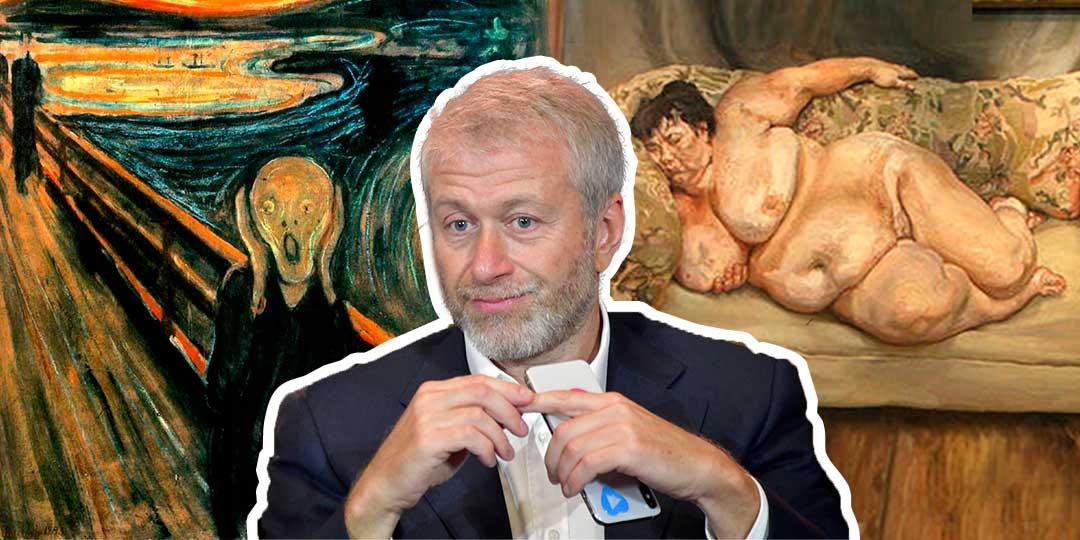 Коллекция Абрамовича: какие картины и почему именно их скупает олигарх