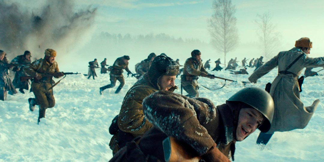 Билеты на российский «Ржев» китайские зрители раскупили до открытия кинофестиваля. Кадр из фильма