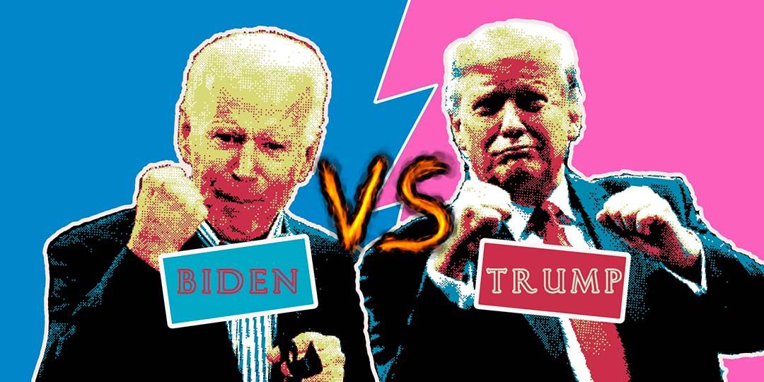 Первые итоги выборов США: Трамп пока проигрывает
