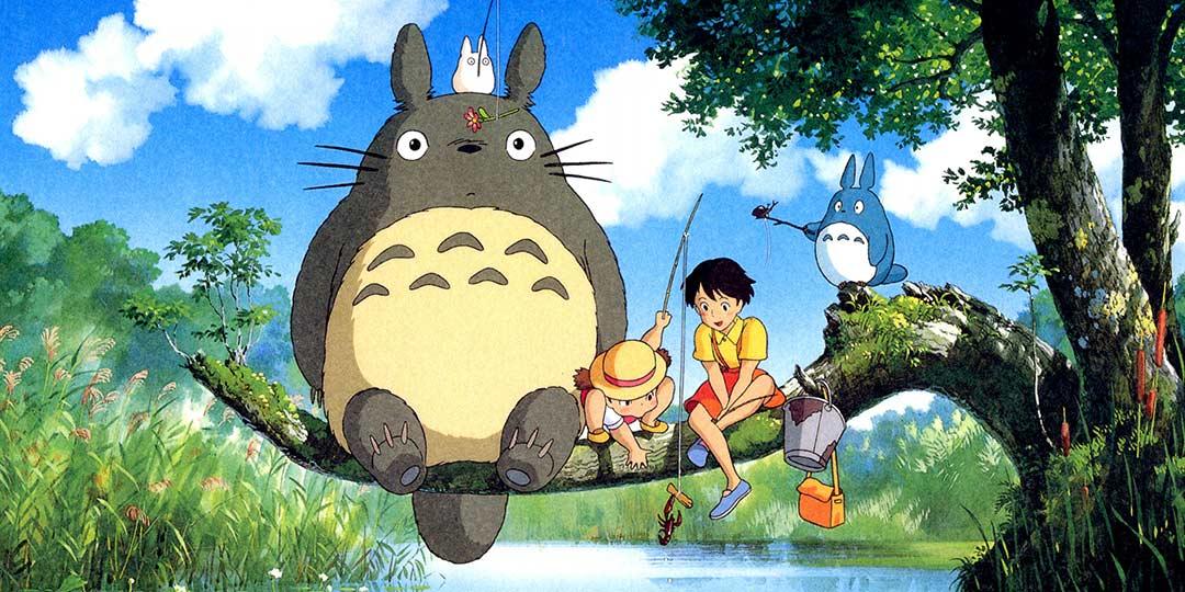 пять фильмов японского сказочника для семейного просмотра