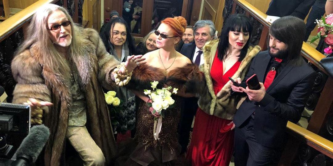 Первые фото с новой свадьбы Анисиной и Джигурды