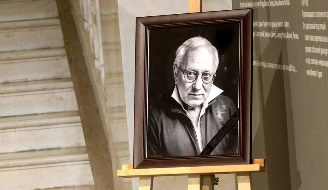 Похороны Владимира Качана