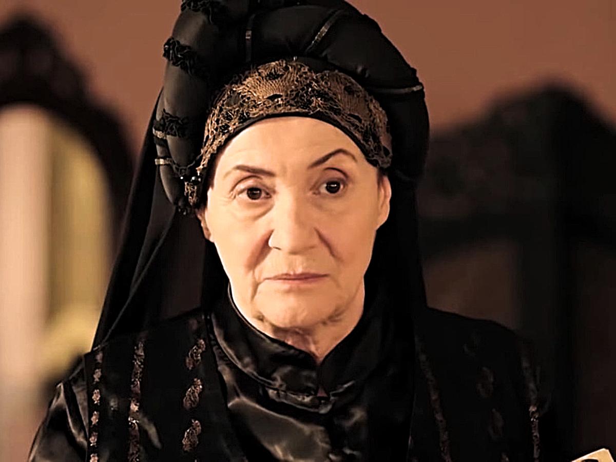 Умерла сыгравшая Афифе-хатун в «Великолепном веке» актриса Сабина Тозия