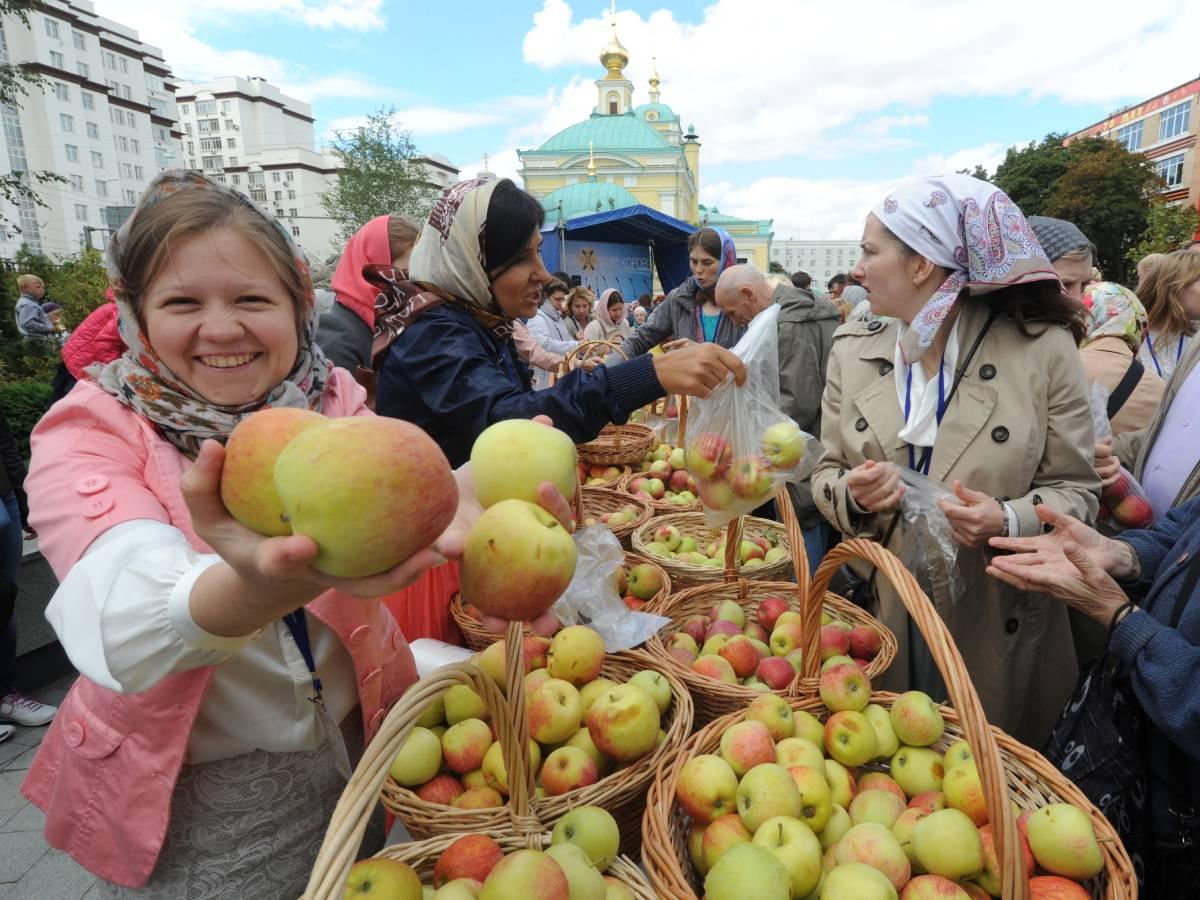Преображение Господне, или Яблочный Спас: в чем смысл праздника