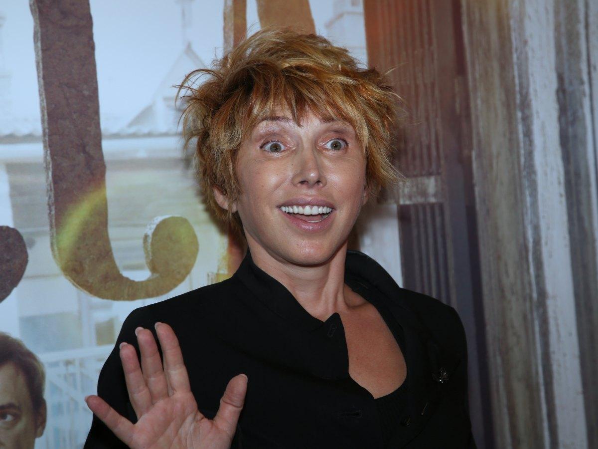 Елена Воробей пропустила рождение внучки