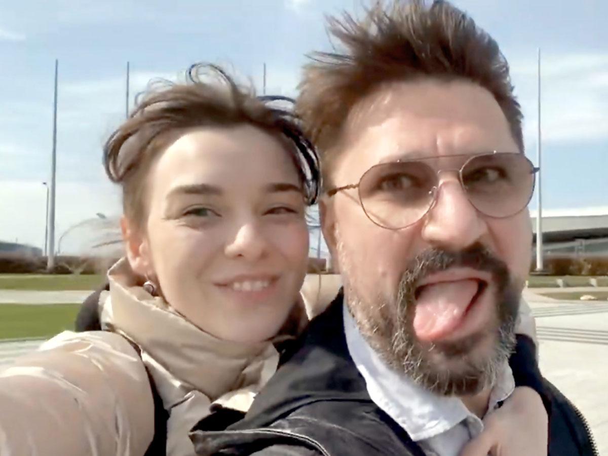 Виктора Логинова бросила разноглазая старлетка